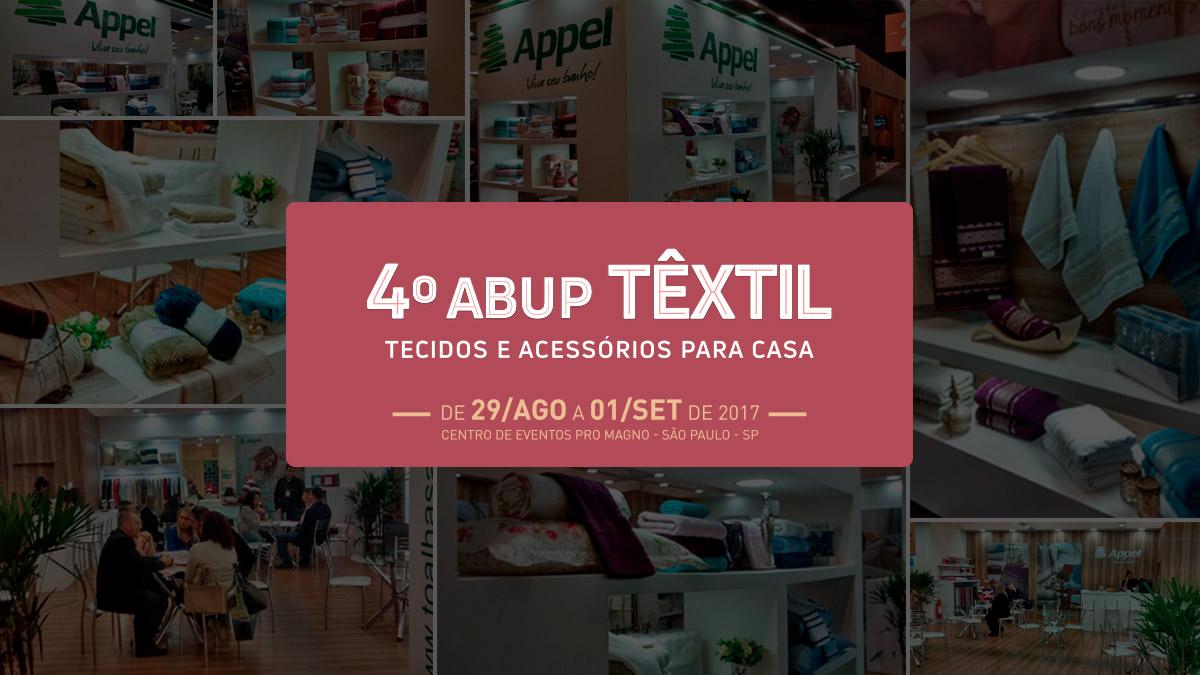 4 Abup T Xtil Como Foi Toalhas Appel -> Abup Textil